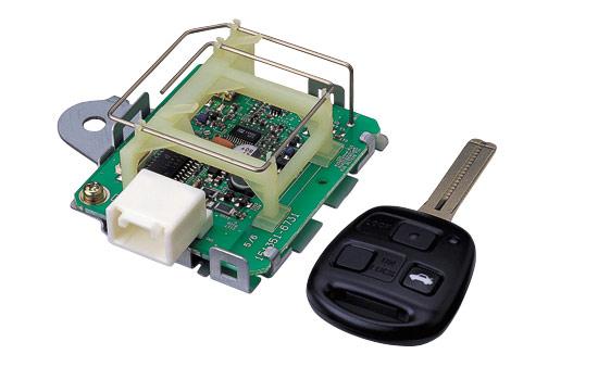 Штатный автомобильный иммобилайзер