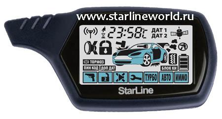 Starline B61 Инструкция - фото 7