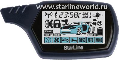 Starline b91 dialog инструкция